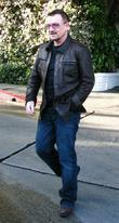U2 Frontman Bono Leaves The Chateau...