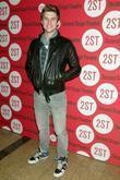 Aaron Tveit Opening Night afterparty for the new...