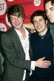 Peter Scanavino and Jason Biggs