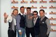 Ronan Keating, Boyzone, Duffy, Keith Duffy, Shane Lynch and Stephen Gately