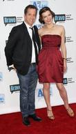 Kenneth Cole and Milla Jovovich