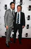 Chris Pine and Billy Bush