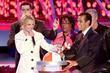 Britney Spears, Adam Carolla, Jan Perry and Mayor Antonio Villaraigosa