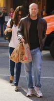 Bruce Willis and His Girlfriend Emma Heming