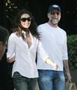 Bruce Willis and Girlfriend Emma Heming