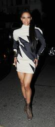 Ciara Arriving At Bungalow 8