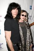 Marky Ramone and Deborah Harry