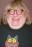 Bruce Vilanch and Carol Channing