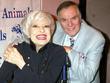 Carol Channing and Peter Marshall