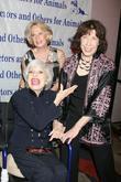Tippi Hedren, Carol Channing and Lily Tomlin