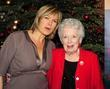 Penny Smith and June Whitfield
