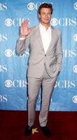 Simon Baker and CBS