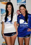 Jayde Nicole and Pilar Lastra