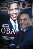 Harold Johnson and Barack Obama
