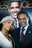 Regina Renee Johnson and Barack Obama