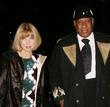 Anna Wintour and Andre Leon Tally
