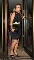 Coleen Rooney Leaving The Mayfair Hotel
