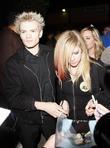 Avril Lavigne, husband Deryck Whibley