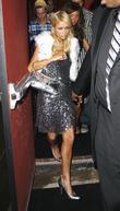Paris Hilton and Brittany Flickinger