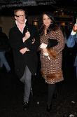 Martine Mccutcheon and Henry Conway