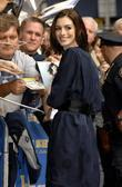 Anne Hathaway, David Letterman