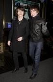 Alex Turner and Conan O Brien