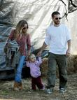 Tobey Maguire at Pumpkin Patch in West Hollywood...
