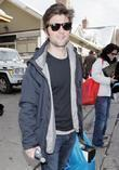 Adam Scott,  out and about during the...