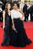 Michelle Yeoh and Kerry Washington