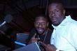 Dj Irie and Dj Griot