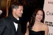 Brad Pitt and Angelina Jolie 46th New York...