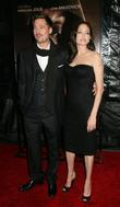 Brad Pitt, Angelina Jolie 46th New York Film...