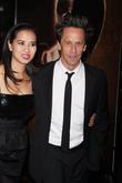 Brian Grazer and guest 46th New York Film...