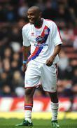 Clinton Morrison Crystal Palace v Celebrity XI in...