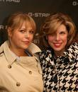 Christine Baranski and Lily Cowles