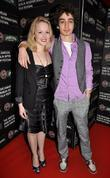 Kimberly Nixon, Robert Sheehan Premiere of 'Cherrybomb' at...