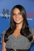 Olivia Munn Launch of Chickipedia.com by Break Media...