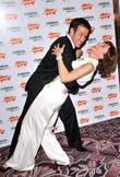 Fiona Bruce and Anton Du Beke