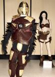 Chocolate Fashion Ironman by Faith Drobin and Michelle...