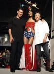 Chocolate Fashion Wonder Woman by Jack Mackenroth &...