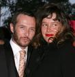Scott Weiland and Paz de la Huerta Screening...