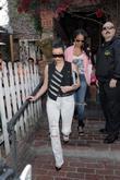 Kim Kardashian and LaLa Vazquez