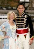 Joanna Page and Gareth Gates