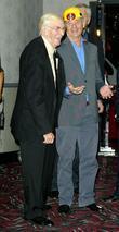 Martin Landau and Bill Murray