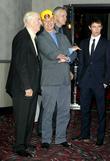 Martin Landau, Bill Murray and Tim Robbins