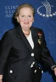 Madaline Albright The Clinton Global Initiative afterparty at...