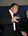 Muhammad Ali The Clinton Global Initiative afterparty at...