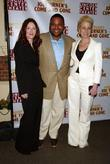 Julianne Moore, Anthony Anderson and Edie Falco