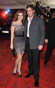 Kelly Brook and Danny Cipriani British Comedy Awards...