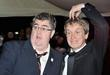 Phil Jupitus and Frank Skinner British Comedy Awards...